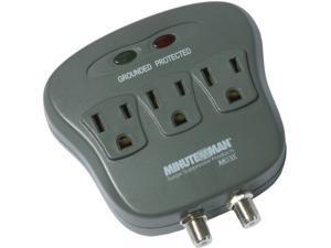 Minuteman 3-Outlets Surge Suppressor