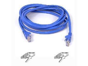 Belkin A3L791-06IN-BLU 6 in Cat 5E Blue UTP Patch Cable