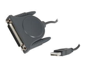 SYBA Model SD-USB-DB25 USB to Parallel (DB25) Adapter