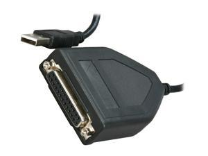 SYBA Model SY-ADA10003 3.5 ft. USB to Parallel Cable