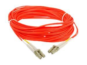 SIIG CB-FE0E11-S1 32.8 ft. (10m) Multimode 50/125 Duplex Fiber Patch Cable LC/LC