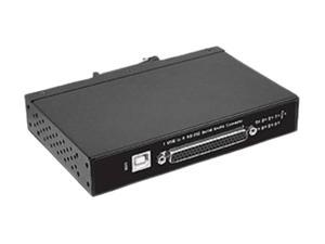 SIIG ID-SC0H11-S1 CyberX Industrial Rugged 8-port RS-232 USB to Serial Converter - Wide Temperature