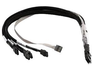 Adaptec Model 2272300-R 2.3 feet Data Transfer Cable