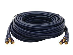 Cables To Go Model 29108 25 ft. Velocity RCA Audio/Video Cable M-M