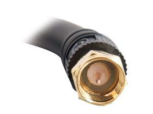 Cables To Go 29131 3 ft. Value Series F-Type RG6 Coax Video Cable M-M