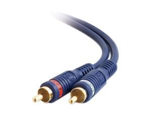 C2G 29100 25 ft. Velocity RCA Stereo Audio Cable M-M