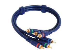 C2G 29113 50 ft. Velocity RCA Component Video Cable Male to Male