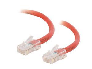 C2G 22693 10ft Cat5E 350 MHz Assembled Patch Cable - Red