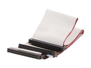 "C2G Model 02742 19"" 2-Device IDE Drive Flat Ribbon Cable"