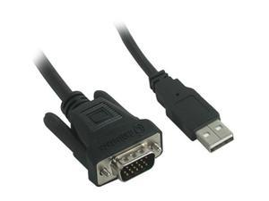 C2G Model 38056 3 ft. M1 to HD15 VGA + USB A Cable