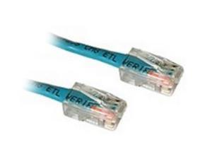 C2G 24393 50ft Cat5E 350 MHz Assembled Patch Cable - Blue