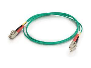 Cables To Go 37372 10 ft. LC/LC Duplex 50/125 Multimode Fiber Patch Cable