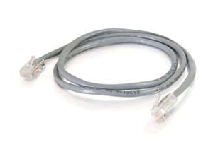 C2G 24960 2ft Cat5E 350 MHz Assembled Patch Cable - Gray