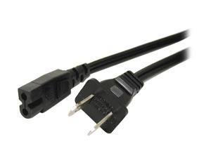 C2G / Cables To Go 27399 6 ft. Polarized 2-slot Power Cord