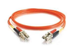 Cables To Go 33177 32.81 ft. LC/LC Duplex 62.5/125 Multimode Fiber Patch Cable