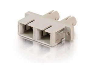 C2G 17646 Duplex Fiber Adapter