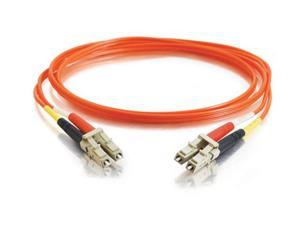C2G 35130 98.43 ft. LC/LC Duplex 50/125 Multimode Fiber Patch Cable