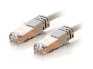 C2G 27250 7 ft. Shielded Cat5E Molded Patch Cable