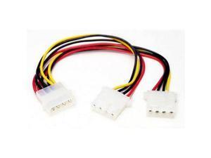 "StarTech PYO2L 9"" Power Y-splitter Cable"