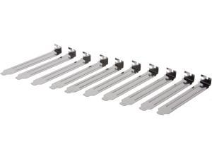 StarTech PLATEBLANK Steel Full Profile Expansion Slot Cover Plate - 10 Pack