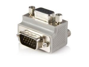 StarTech GC1515MFRA1 Right Angle VGA to VGA Cable Adapter Type 1 - M/F