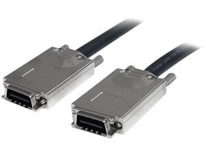 "StarTech Model SAS7070S100 39.37"" Serial Attached SCSI SAS Cable - SFF-8470 to SFF-8470"