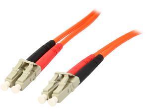 StarTech 50FIBLCLC10 32.8 ft. Fiber patch cable M-M