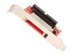 StarTech PLATEIDE2CF IDE to CF Adapter Card with a PCI Bracket