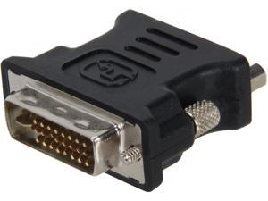 StarTech DVIVGAMFBK DVI to VGA Cable Adapter - M/F