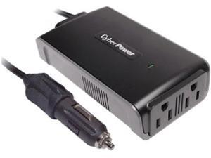 CyberPower CPS200SU Mobile Power Inverter 200W with 2.1A USB Charger
