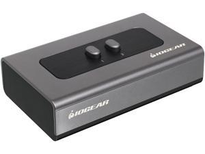 IOGEAR GUB212 2-Port USB 2.0 Peripheral Sharing Switch