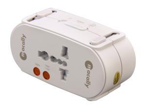 macally LP-PTC Universal Power Plug Adapter