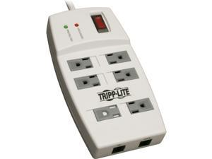 Tripp Lite TLP66NET RJ45 protection - Protect It! Surge Suppressor