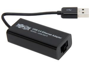 Tripp Lite U236-000-R USB 2.0 to 10/100 Ethernet Adapter