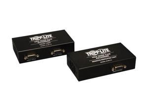 Tripp Lite VGA over Cat5 Extender / Repeater Kit (Transmitter + Transceiver) B130-111