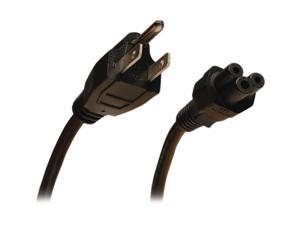 Tripp Lite Model P013-006 6 ft. 18AWG Power Cord (NEMA 5-15P to C5)