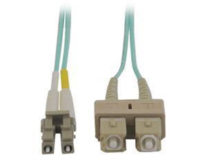 Tripp Lite N816-02M 6.56 ft. Fiber Optic Duplex Patch Cable