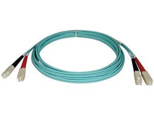 Tripp Lite N806-01M 3.28 ft. Fiber Optic Duplex Patch Cable