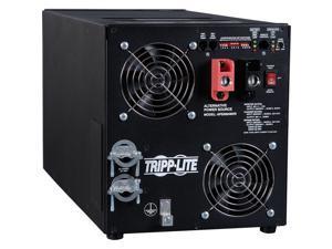 Tripp Lite 6000 Watts Power Inverter /Charger, 48V DC 208 / 230V, Pure Sine-Wave Output, AVR, Hardwired (APSX6048VRNET)