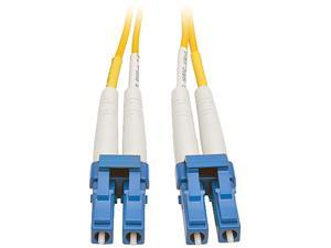 Tripp Lite N370-50M 164 ft. 50M Duplex Singlemode SSF 8.3/125 Fiber Patch Cable LC/LC 164'