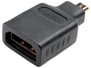 Tripp Lite P142-000-MICRO HDMI Female to Micro HDMI Male Adapter 1080P