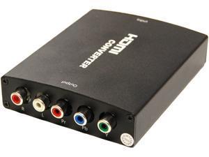 BYTECC HM-CV14 HDMI to YPbPr + R/L Audio Converter