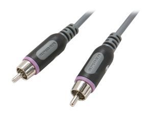 Spider C-DIGC-0006 6 ft. C-Series High Performance Digital Coaxial Cable M-M