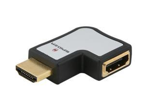 Spider S-HDMIAD-L01 HDMI® Flat 90 Degree Adapter