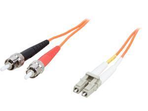 C2G 33164 Duplex 62.5/125 Multimode Fiber Patch Cable