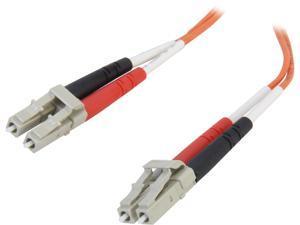 C2G 33172 1m LC/LC Duplex 62.5/125 Multimode Fiber Patch Cable - Orange