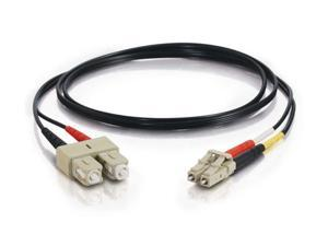 C2G 37223 9.84 ft. LC/SC Duplex 62.5/125 Multimode Fiber Patch Cable