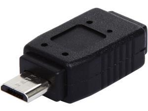 C2G 27367 USB 2.0 Mini-b Female to Micro-USB B Male Adapter