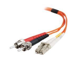 C2G 33169 49.21 ft. LC/ST Duplex 62.5/125 Multimode Fiber Patch Cable