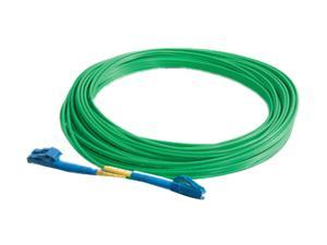 C2G 33373 16.40 ft. LC/LC Duplex 9/125 Single Mode Fiber Patch Cable